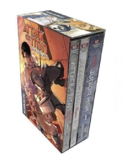 Attack on Titan: The Spinoffs Collection (Paperback)