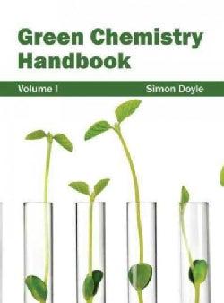 Green Chemistry Handbook (Hardcover)