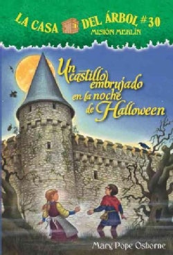 Un castillo embrujado en la noche de Halloween / Haunted Castle on Hallow's Eve (Paperback)