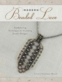 Modern Beaded Lace: Beadweaving Techniques for Stunning Jewelry Designs (Paperback)