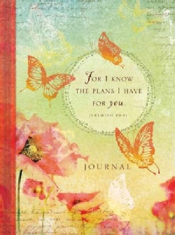 For I Know the Plans I Have for You (Notebook / blank book)