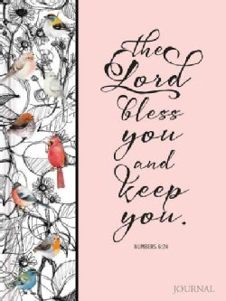 The Lord Bless You and Keep You (Notebook / blank book)