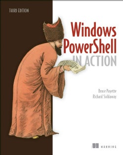 Windows Powershell in Action (Paperback)