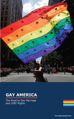 Gay America: The Road to Gay Marriage and LGBT Rights (Paperback)