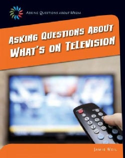 Asking Questions About What's on Television (Hardcover)