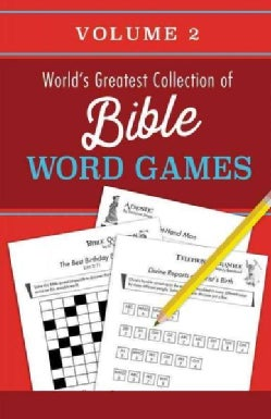 World's Greatest Collection of Bible Word Games (Paperback)