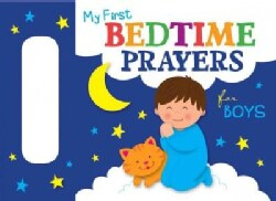 My First Bedtime Prayers for Boys (Board book)
