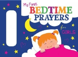 My First Bedtime Prayers for Girls (Board book)