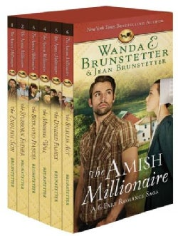 The Amish Millionaire Set: The English Son/The Stubborn Father/The Betrayed Fiancee/The Missing Will/The Divided ... (Paperback)