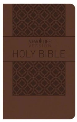 Holy Bible: New Life Version, Brown (Paperback)