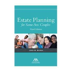 Estate Planning for Same-Sex Couples (Paperback)