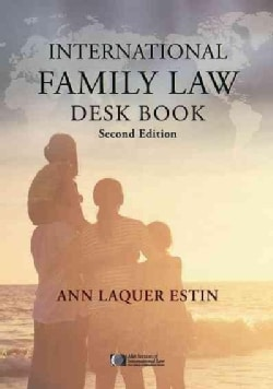 International Family Law Deskbook (Paperback)