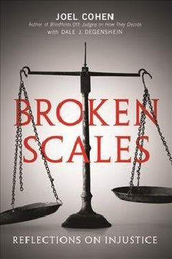 Broken Scales: Reflections on Injustice (Hardcover)