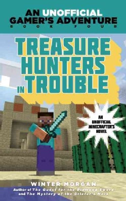 Treasure Hunters in Trouble (Paperback)