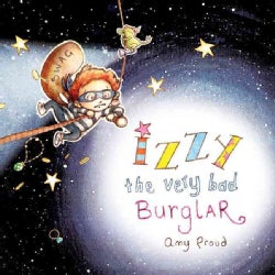 Izzy the Very Bad Burglar (Hardcover)