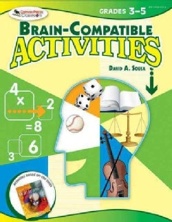 Brain-Compatible Activities, Grades 3-5 (Paperback)