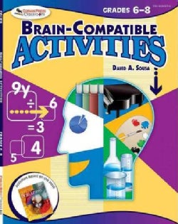 Brain-Compatible Activities, Grades 6-8 (Paperback)