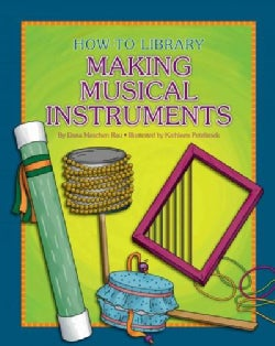 Making Musical Instruments (Hardcover)