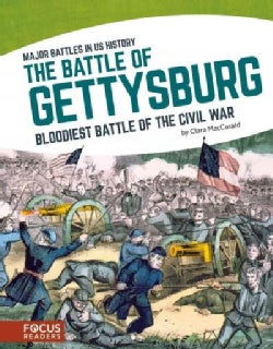 The Battle of Gettysburg: Bloodiest Battle of the Civil War (Paperback)