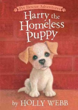 Harry the Homeless Puppy (Hardcover)