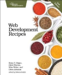 Web Development Recipes (Paperback)
