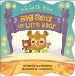 Big Bed for Little Bear (Board book)
