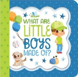What Are Little Boys Made of (Board book)