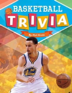 Basketball Trivia (Hardcover)