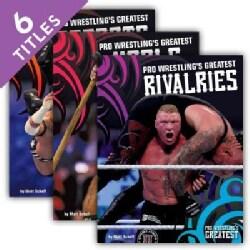Pro Wrestling's Greatest (Hardcover)