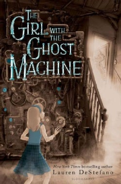The Girl with the Ghost Machine (Hardcover)