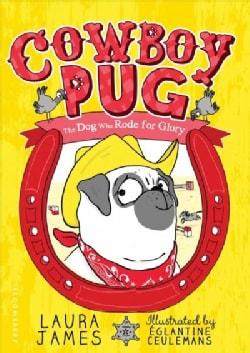 Cowboy Pug (Hardcover)
