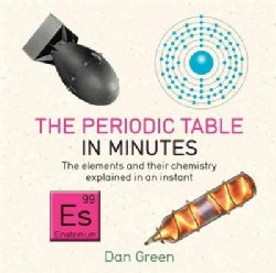 The Periodic Table in Minutes (Paperback)