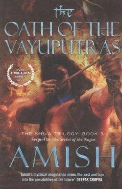 The Oath of the Vayuputras (Paperback)