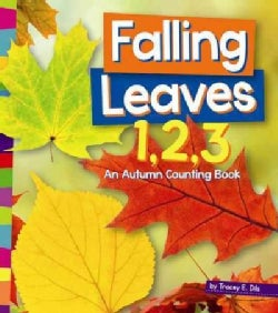 Falling Leaves 1,2,3: An Autumn Counting Book (Paperback)