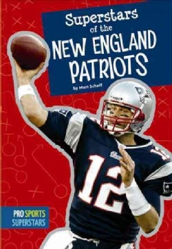 Superstars of the New England Patriots (Paperback)