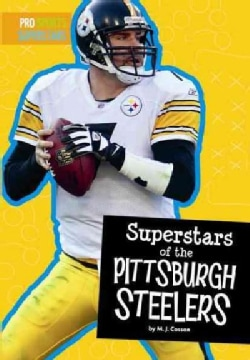 Superstars of the Pittsburgh Steelers (Paperback)