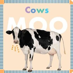 Cows Moo (Board book)