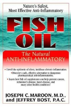 Fish Oil: The Natural Anti-inflammatory (Hardcover)