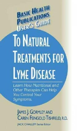 User's Guide to Natural Treatments for Lyme Disease (Hardcover)