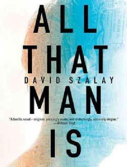 All That Man Is (CD-Audio)
