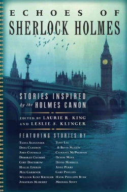 Echoes of Sherlock Holmes: Stories Inspired by the Holmes Canon (Hardcover)
