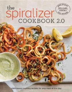 The Spiralizer Cookbook 2.0 (Hardcover)
