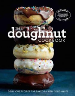 The Doughnut Cookbook (Hardcover)