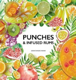 Punches & Infused Rums (Hardcover)