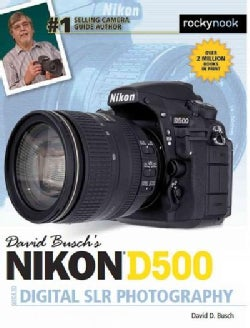 David Busch's Nikon D500 Guide to Digital SLR Photography (Paperback)