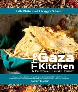 The Gaza Kitchen: A Palestinian Culinary Journey (Hardcover)