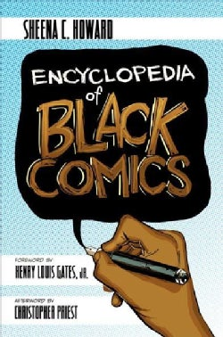 Encyclopedia of Black Comics (Paperback)