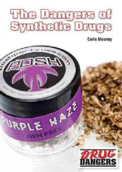 The Dangers of Synthetic Drugs (Hardcover)