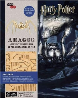 Harry Potter Aragog Deluxe Book and Model Set