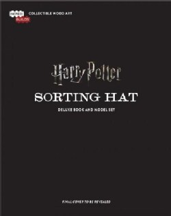 Harry Potter - Sorting Hat Model Set